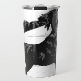 Brigitte Bardot Sagittarius  Travel Mug