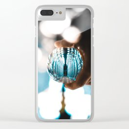 Sphere LACMA Clear iPhone Case