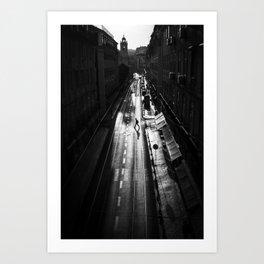 Lisbon Art Print