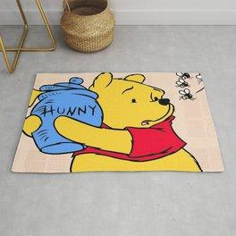 Cartoon Pooh Rug