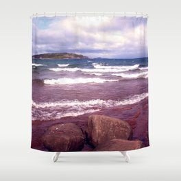 Upper Peninsula Shower Curtain