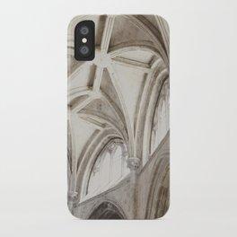 Santa Maria Maior de Lisboa iPhone Case