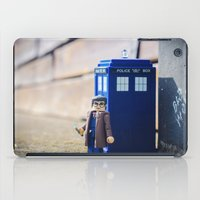 doctor who iPad Cases featuring Doctor Who by Marivi Troy