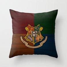 HOGWARTS-POTTER Throw Pillow