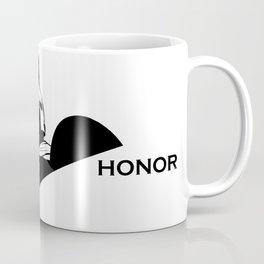 Respect and Honor Coffee Mug