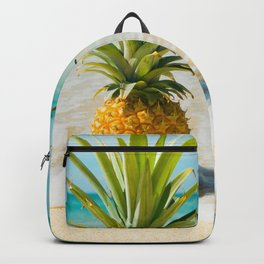 Pineapple Beach Backpack