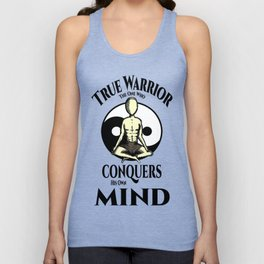 Conquer Your Mind Unisex Tank Top