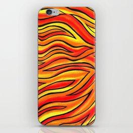 Tiger Stripes iPhone Skin