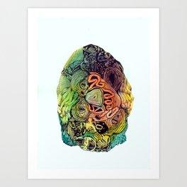 ZZZ Art Print