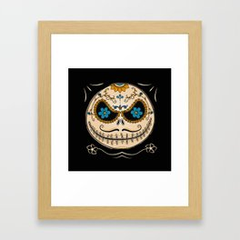Jack Cavalera Framed Art Print