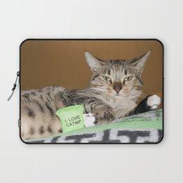 Catnip Party Laptop Sleeve