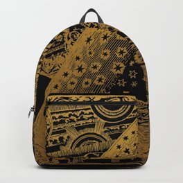 Antique Astronomy Illustration Backpack
