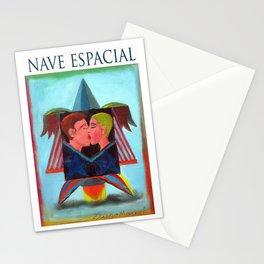 Nave espacial por Diego Manuel Stationery Cards