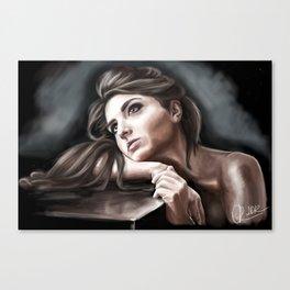 Em Canvas Print