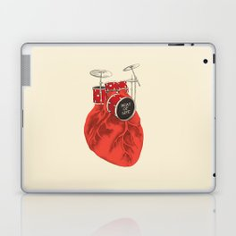 Beat of Life Laptop & iPad Skin
