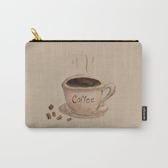 Coffee Please Carry-All Pouch