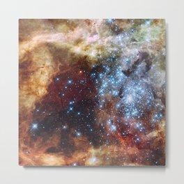 Grand star-forming region R136 in NGC 2070 Metal Print