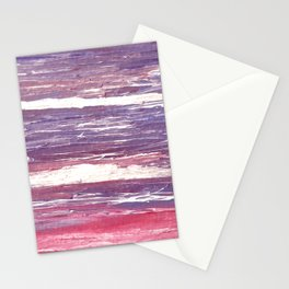 Pink Mist Stationery Cards
