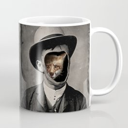 Gentleman Fox Coffee Mug
