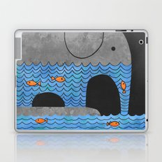 Thirsty Elephant  Laptop & iPad Skin
