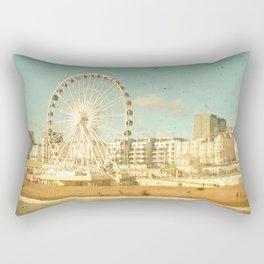 Brighton Wheel Rectangular Pillow