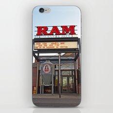 The Ram iPhone & iPod Skin