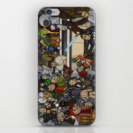 The Mos Eisley Cantina iPhone Skin