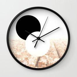 my Athens Wall Clock
