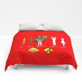 Forgotten Man Comforters