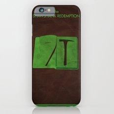 The Shawshank Redemption - (Version A) iPhone 6s Slim Case