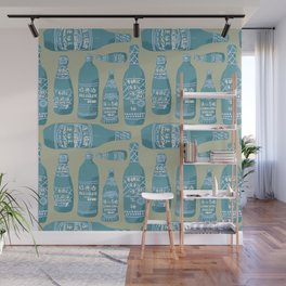 Chinese Cooking 5 Key Sauces Wall Mural