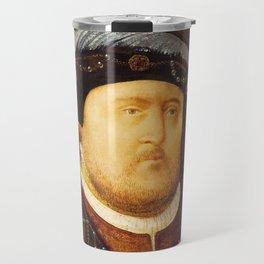 Henry VIII portrait Travel Mug