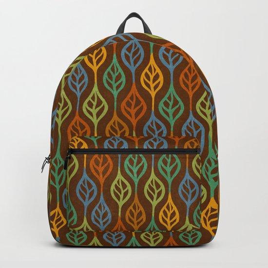 Autumn leaves pattern I Backpack