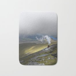 Snowdonia Mountain Railway Bath Mat