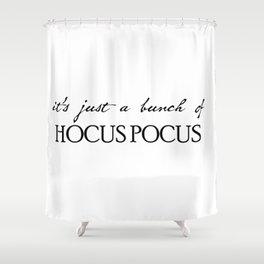 Bunch of Hocus Pocus Shower Curtain