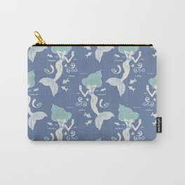 Mermaid Selfie Carry-All Pouch