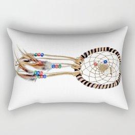 Spiritual Dreamcatcher Rectangular Pillow