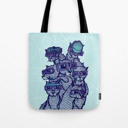 Art School Tote Bag