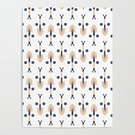 Construction (Patterns Please) Poster