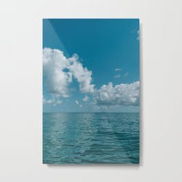 Hawaii Water VIII Metal Print