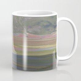 La vallata di Castelluccio di Norcia Coffee Mug
