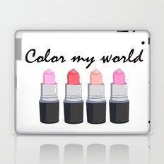 Color My World Laptop & iPad Skin
