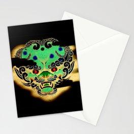 Foo Dog  Stationery Cards