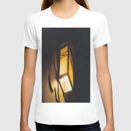 Light Rids Darkness-Film Camera T-shirt