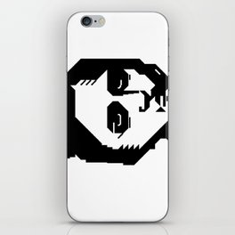 Kato iPhone Skin
