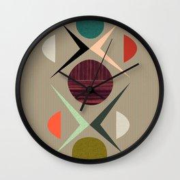 ninja biscuits 2 Wall Clock