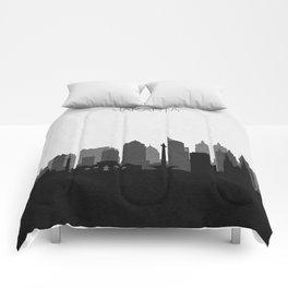City Skylines: Jakarta Comforters