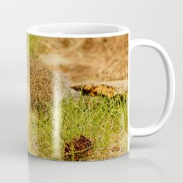 Twitchy Nosed Columbian Ground Squirrel Coffee Mug