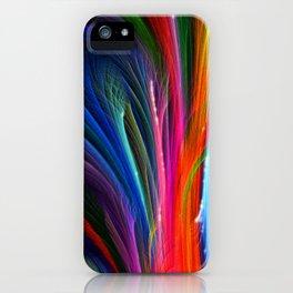 Spectral Magic iPhone Case