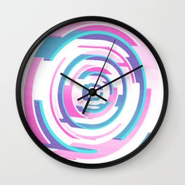 Black Hole NEW COLORS Wall Clock